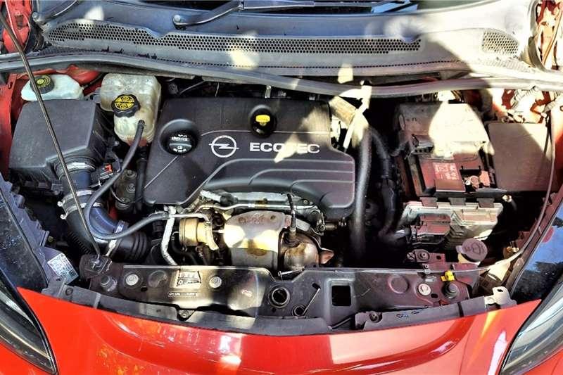 Opel Corsa Hatch 5-door CORSA 1.0T ECOFLEX  ESSENTIA 5DR 2015
