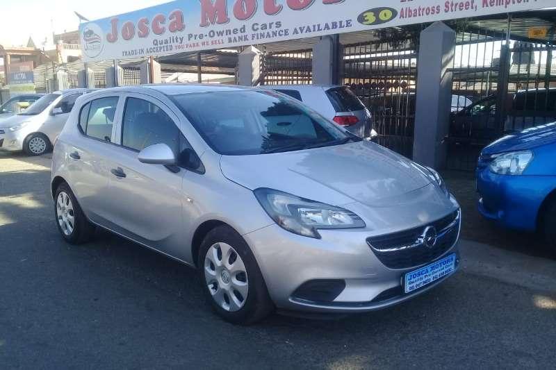 2015 Opel Corsa hatch 5-door CORSA 1.0T ECOFLEX  ESSENTIA 5DR