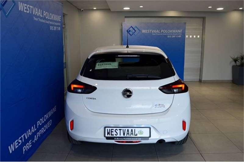 Used 2021 Opel Corsa Hatch CORSA 1.2 (55KW)