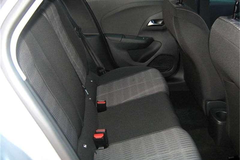 2021 Opel Corsa hatch CORSA 1.2 EDITION (55KW)