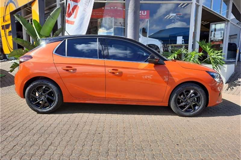 Used 2021 Opel Corsa Hatch CORSA 1.2 ELEGANCE (55KW)