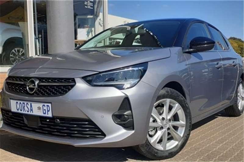 2021 Opel Corsa hatch CORSA 1.2T ELEGANCE A/T (96KW)