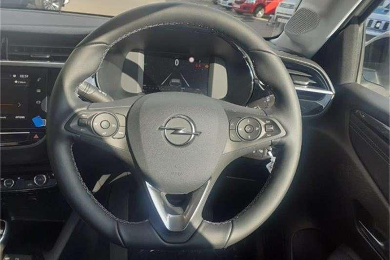 New 2021 Opel Corsa Hatch