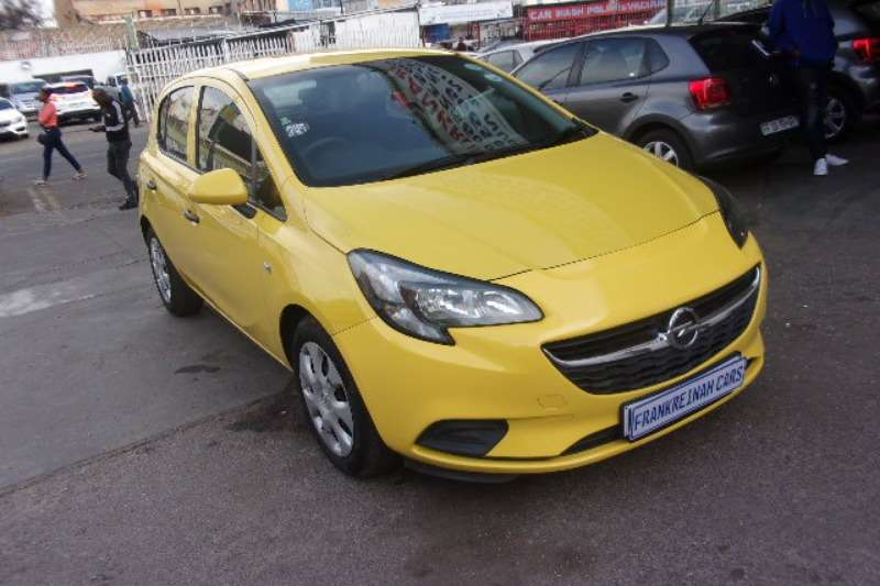 2016 Opel Corsa 1.0T Enjoy