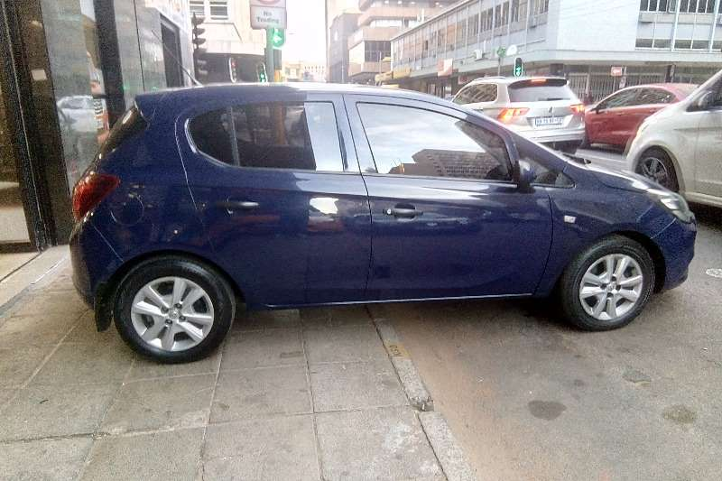 2016 Opel Corsa