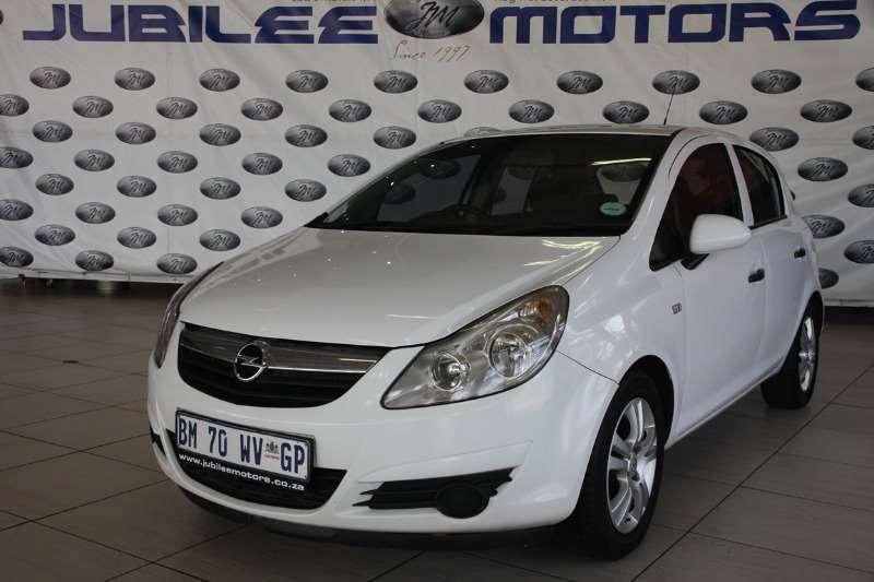 2010 Opel Corsa 1.4 Essentia