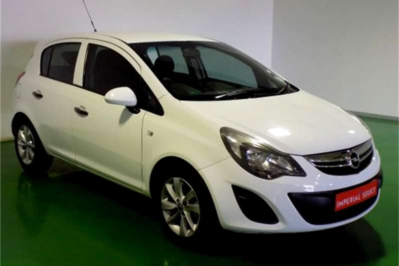 2015 Opel Corsa 1.4 Essentia