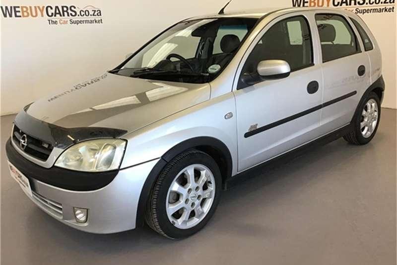 2005 Opel Corsa 1.7CDTi Sport