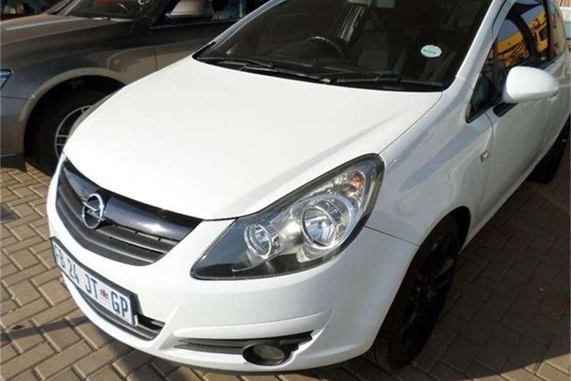 2011 Opel Corsa 1.6 Turbo Sport