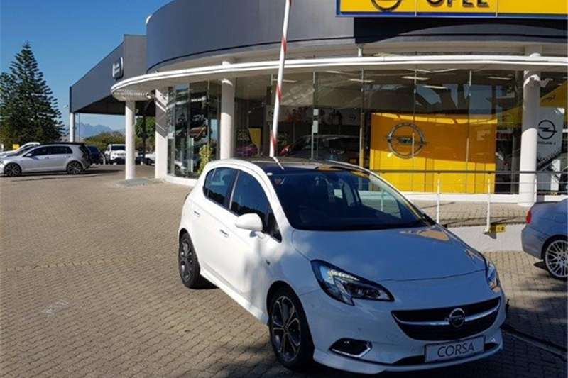 2019 Opel Corsa 1.4 Turbo Sport