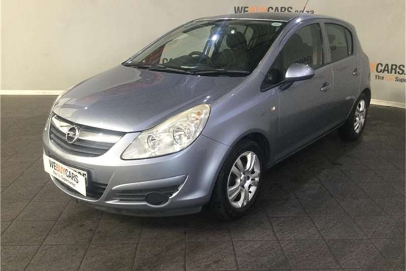 2009 Opel Corsa 1.4 Enjoy automatic