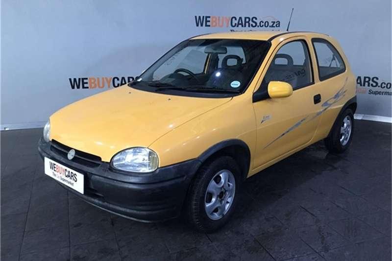 1996 Opel Corsa