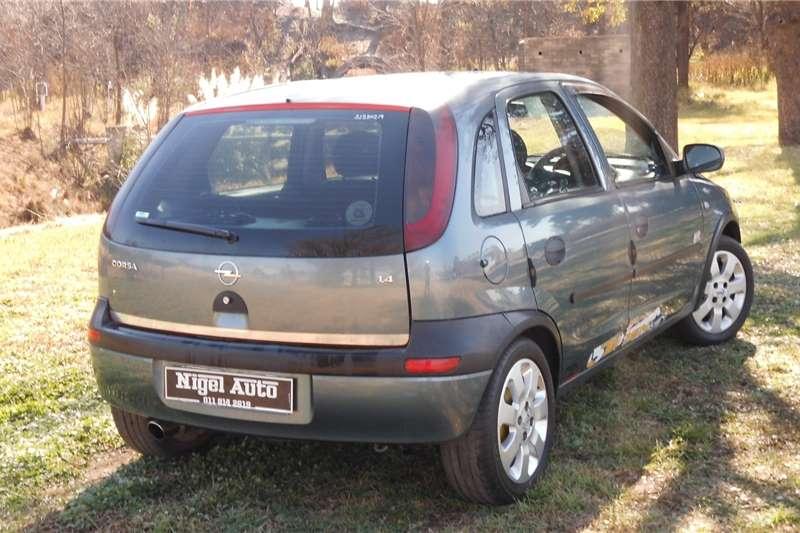 2004 Opel Corsa