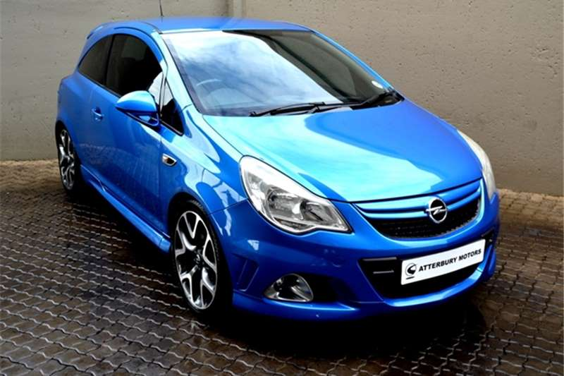 2011 Opel Corsa OPC