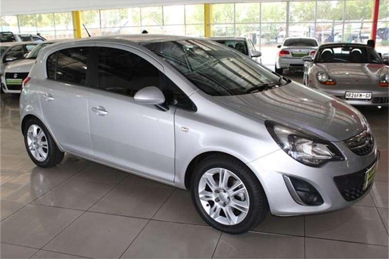 2014 Opel Corsa 1.4 Turbo Enjoy
