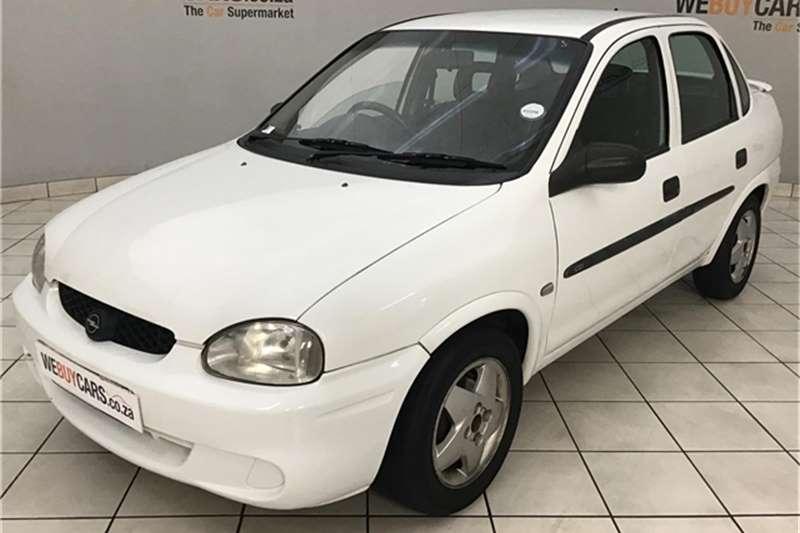 2002 Opel Corsa