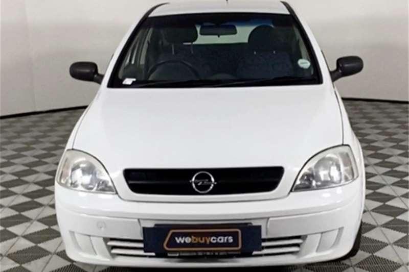 2003 Opel Corsa