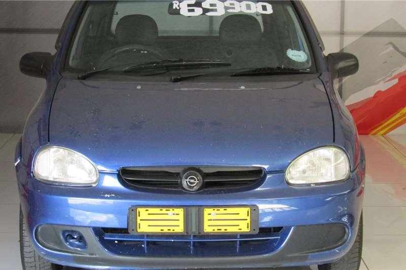 Used 2007 Opel Corsa Lite 1.4i