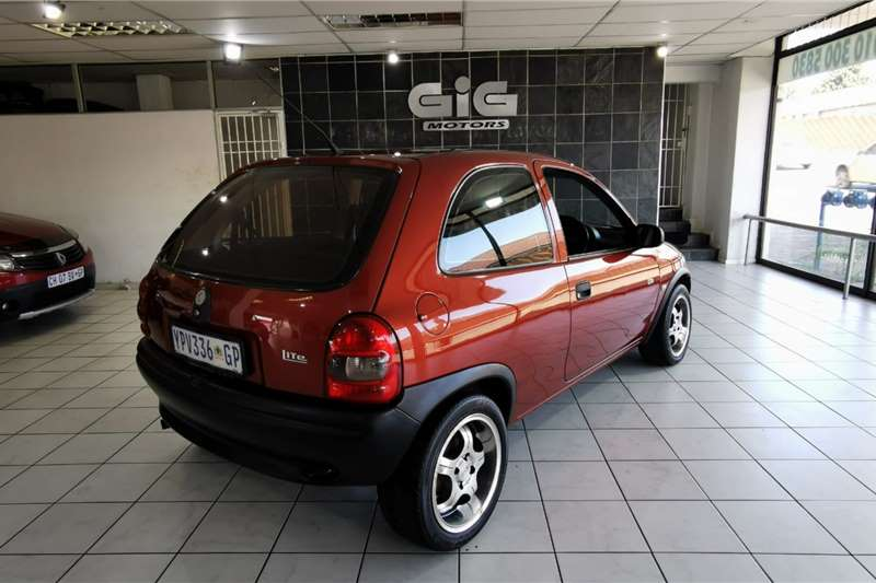 Opel Corsa Lite 2004