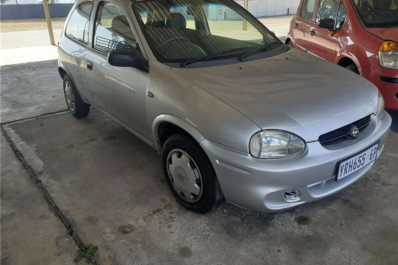 Used 2008 Opel Corsa