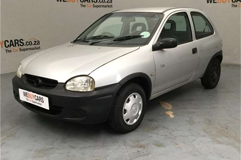 2004 Opel Corsa Lite 1.4i