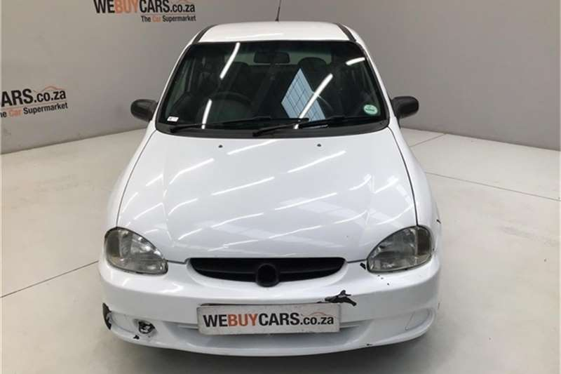 2005 Opel Corsa Lite 1.4i