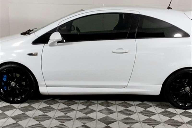 Used 2010 Opel Corsa OPC