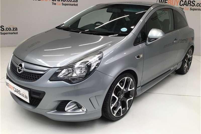Opel Corsa OPC 2013