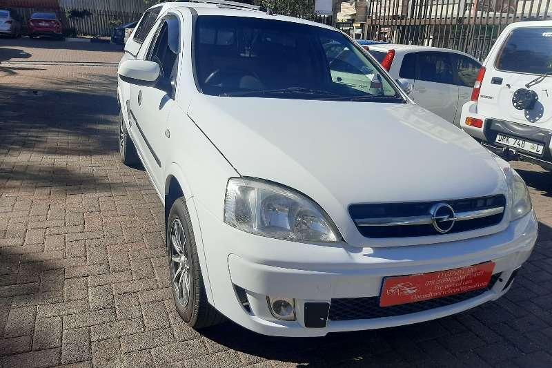 Used 2007 Opel Corsa Utility 1.4