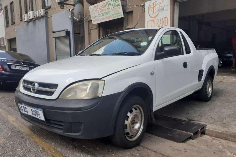 Used 2008 Opel Corsa Utility