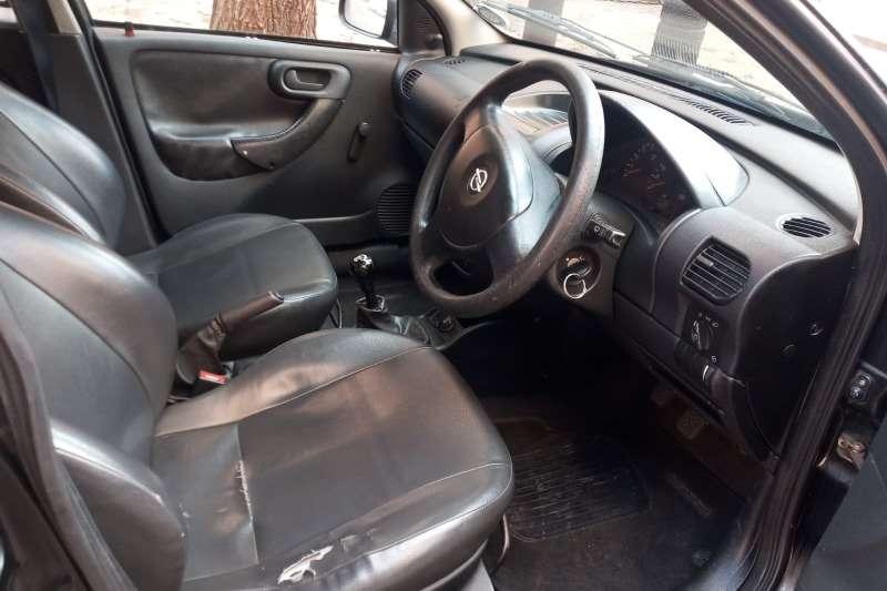Used 2008 Opel Corsa Utility 1.4