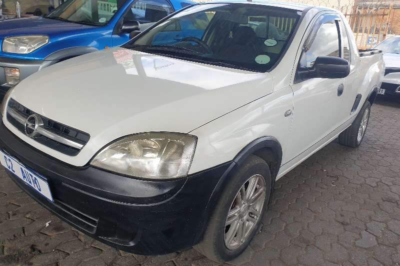 Used 2009 Opel Corsa Utility 1.4