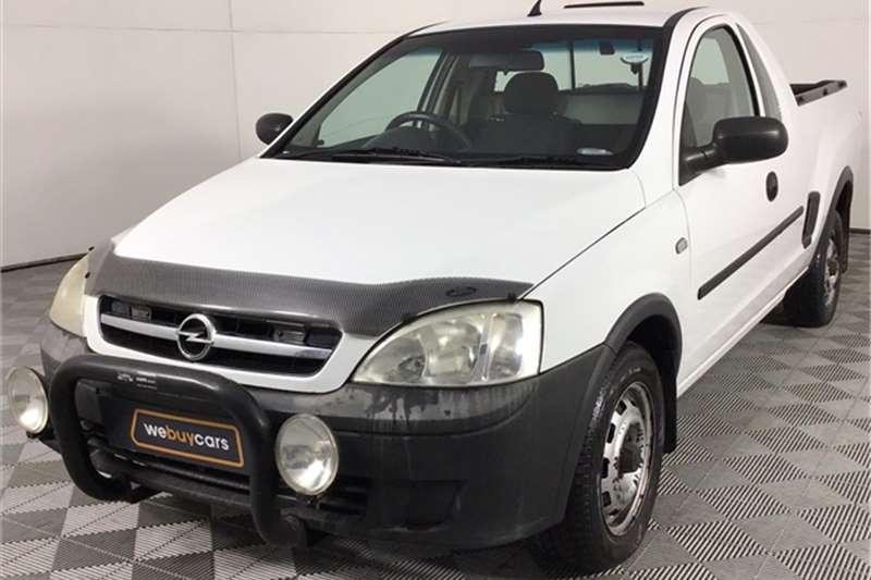 Used 2006 Opel Corsa Utility 1.4 Club