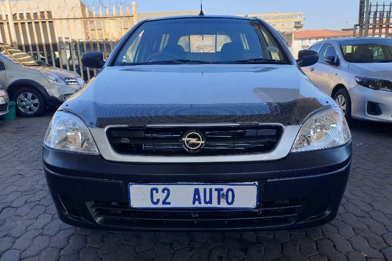 Used 2010 Opel Corsa Utility 1.4 Club