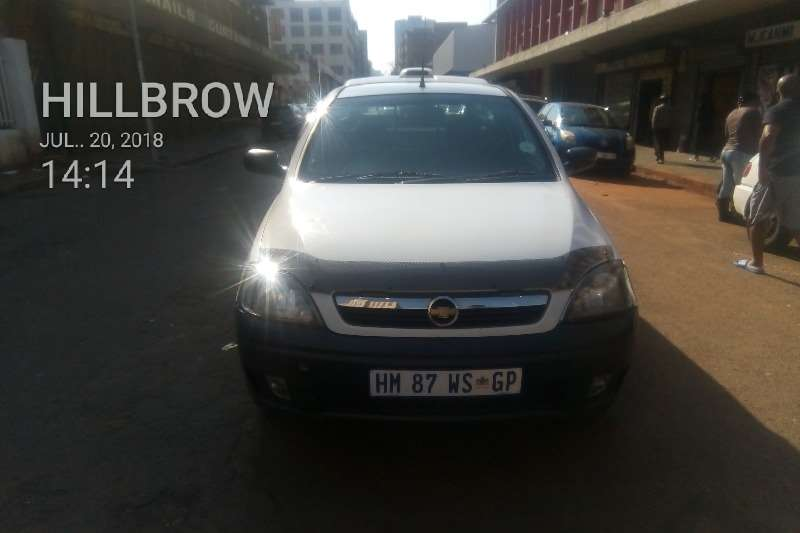Opel Corsa Utility 1.4 Club 2011