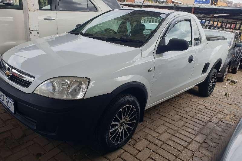 Used 2011 Opel Corsa Utility 1.4 Club