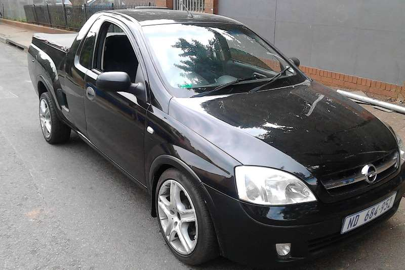 Opel Corsa Utility 1.4 Sport 2007