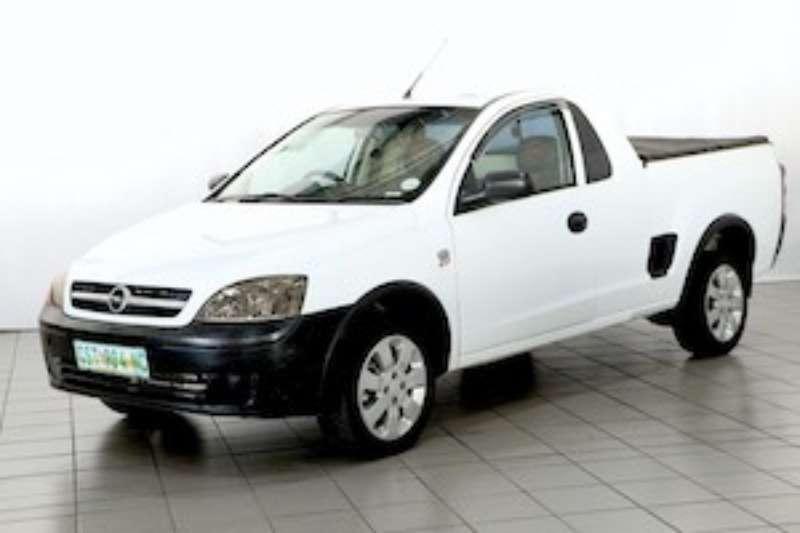 Opel Corsa UTILITY 1.7 TDi CLUB P/U S/C 2007