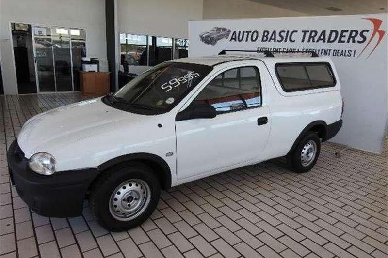 Opel Corsa Utility 1.7D 2001