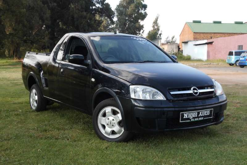 Opel Corsa Utility 1.7DTi 2005