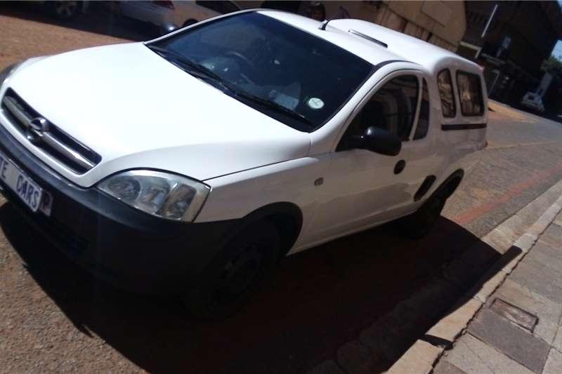 Used 2006 Opel Corsa Utility 1.7DTi