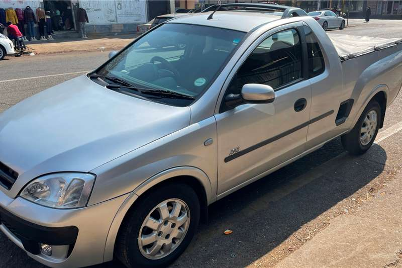 Used 2007 Opel Corsa Utility 1.7DTi Sport