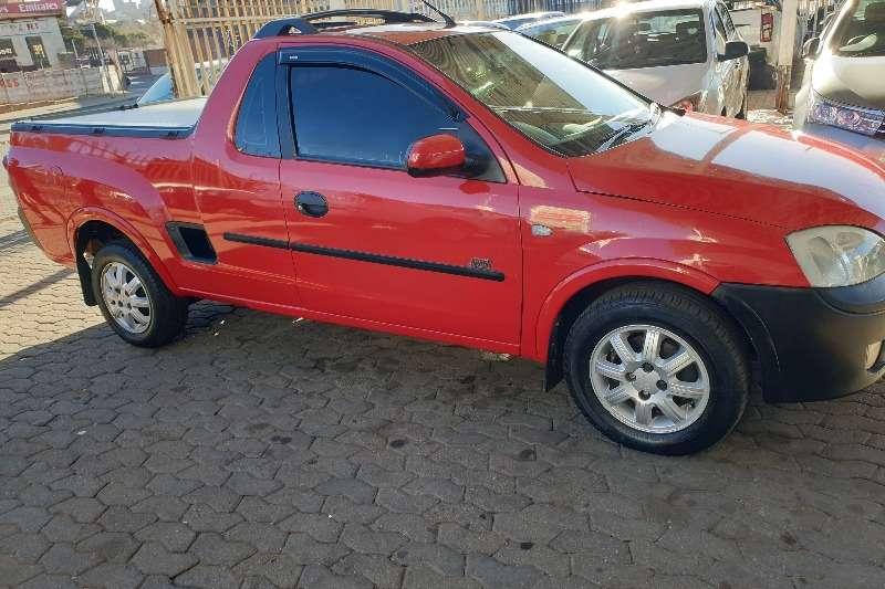 Used 2010 Opel Corsa Utility 1.7DTi Sport