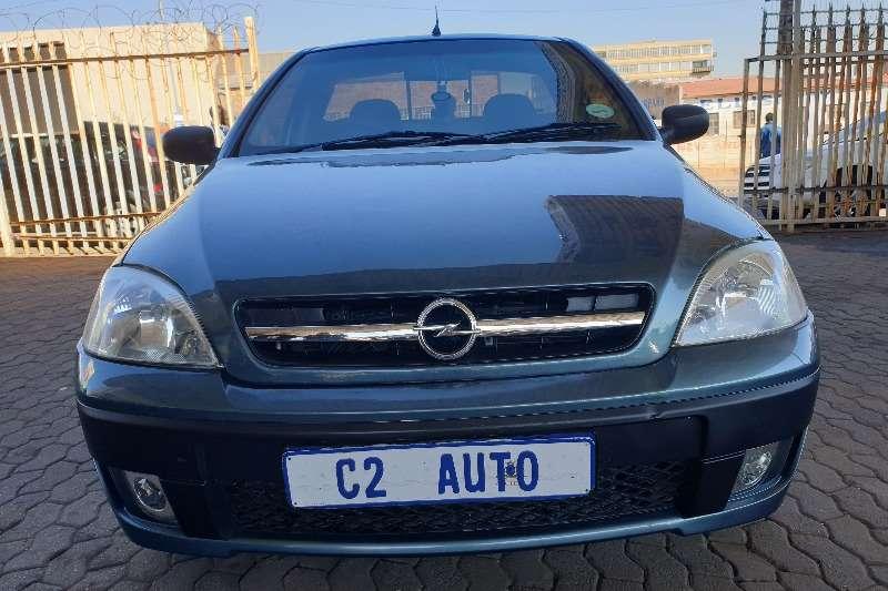 Used 2009 Opel Corsa Utility 1.8 Club