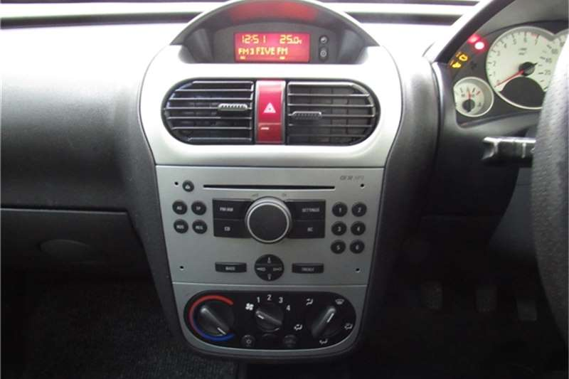 Opel Corsa Utility 1.8 Sport 2007