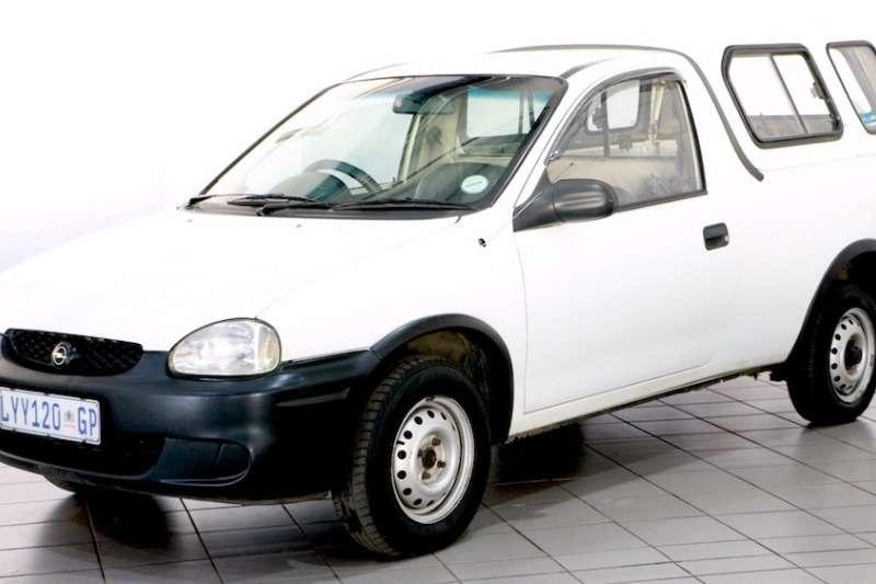 Opel Corsa UTILITY 140i F/Lift P/U S/C 2000