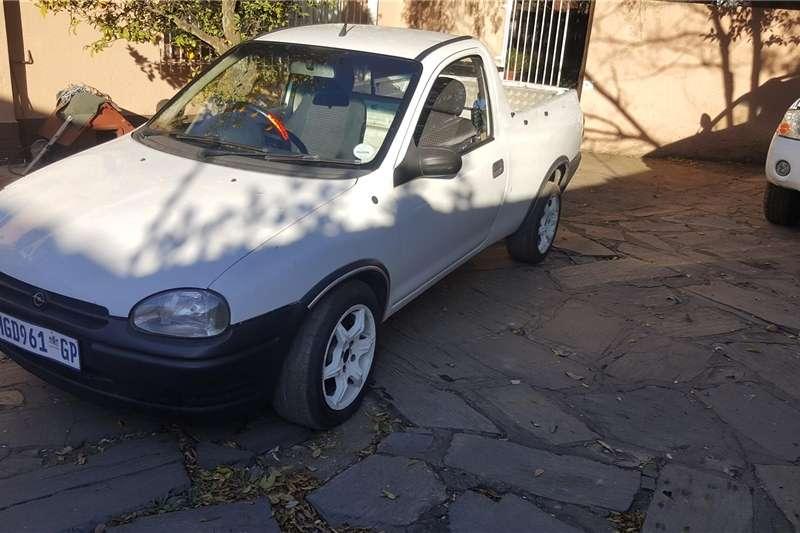 Opel Corsa Utility 2001