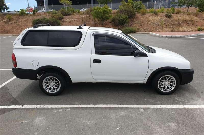 Opel Corsa Utility 2003