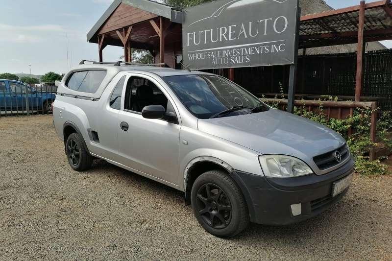 2005 Opel Corsa Util