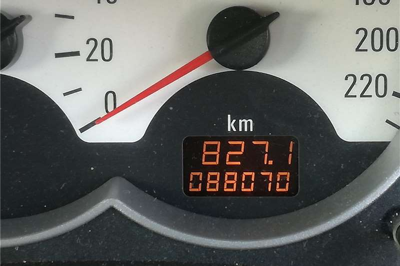 Used 2007 Opel Corsa Utility